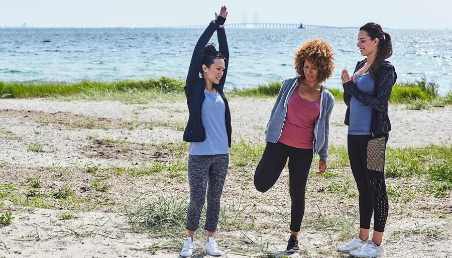 UREX probiotic blend for active women